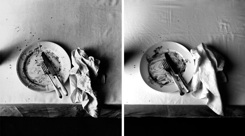 Famous Photographers Black And White Still Life